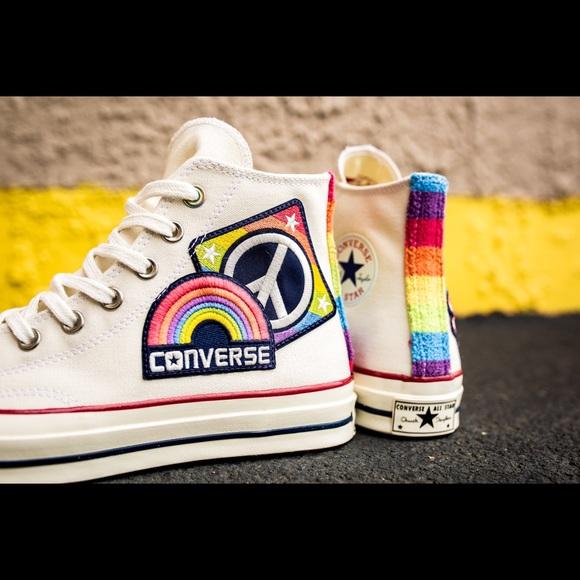 8807eabd2441fe Converse All Star 70 Hi Top LGBTQ Pride UNISEX
